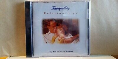 £2.50 • Buy Tranquility Relationships CD The Sound Of Relaxation.