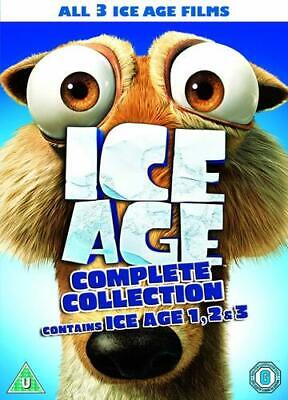 Ice Age 1-3 Collection (3-Disc Set, Box Set) • 1.80£