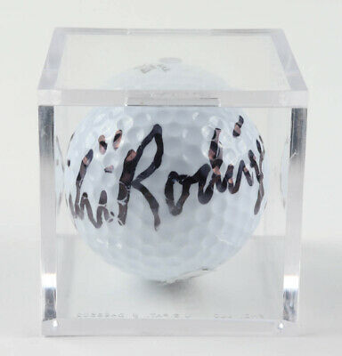 Chi-Chi Rodriguez Signed Golf Ball With Display Case (Beckett COA)  • 114.41£