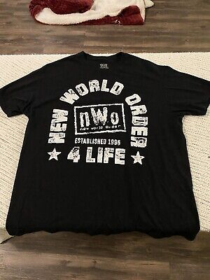 $ CDN19.99 • Buy NWO New World Order Est 1996 4 Life T Shirt XL
