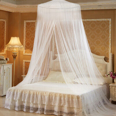 £6.99 • Buy Princess Mosquito Net Children Girls Lace Dome Bed Canopy Fly Insect Protect