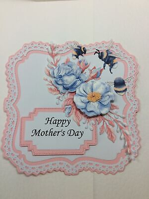 £1.75 • Buy Handmade Card Topper  - Happy Mother's Day