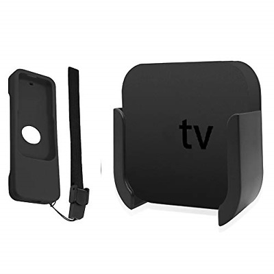 AU23.64 • Buy TV Mount For Apple TV 4th And 4K 5th Generation, Wall Mount Bracket Holder With