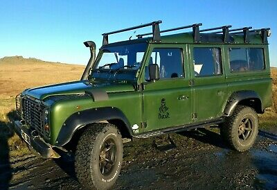 Land Rover Defender 110 300tdi With Roof Tent • 11,500£