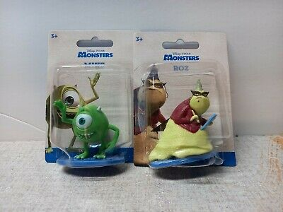 """Disney Pixar Monsters Inc Figures 2.5-3""""Cake Toppers Collectibles 2 Set. • 3.61£"""