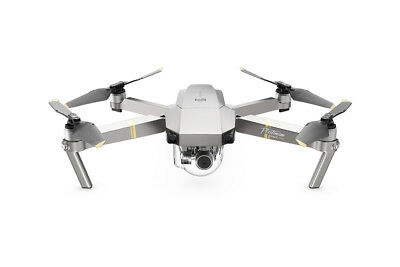 AU1277.45 • Buy DJI MAVIC PRO PLATINUM W/ 4K Stabilized Camera, 30 MINS Flight, Noise Reduction