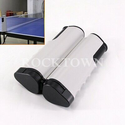 AU33.99 • Buy New Retractable Table Tennis Ping Pong Net Kit Portable Indoor Games Replacement