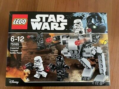 Lego Star Wars 75165 Imperial Trooper Battle Pack New In Sealed Box • 12.30£