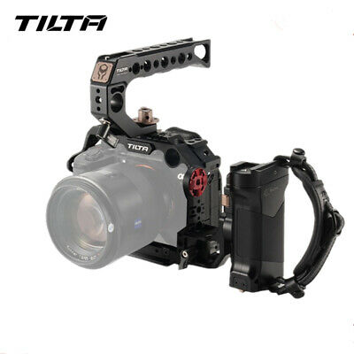 $ CDN536.16 • Buy Tilta For Sony A7SIII A7S3 Camera Cage Full Cage Half Cage Dslr Rig Kit Handle