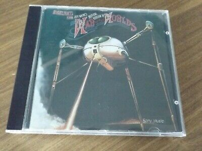 £5 • Buy Jeff Wayne : 'Highlights From The War Of The Worlds' Cd