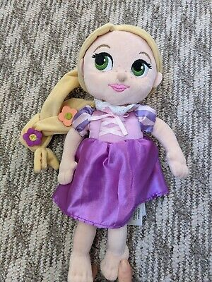 Disney Princess Rapunzel Tangled Soft Toy Doll • 2.20£