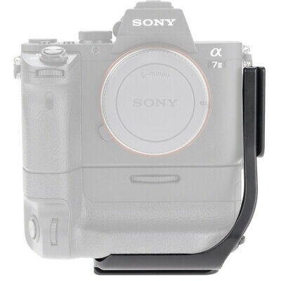$ CDN91.80 • Buy Really Right Stuff BVGC2EM-L L-Plate For Sony A7 II And A7R II With VG-C2EM Grip