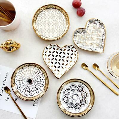 £7.40 • Buy Small Ceramic Tableware Home Dining Dish Pasta Dishes Dessert Plates Photo Props