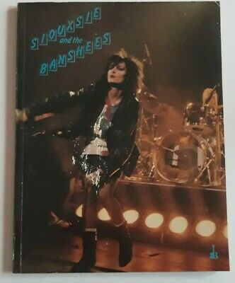 Siouxsie And The Banshees By Babylon Books 1982 Photo Journal And Text Punk Goth • 39.34£