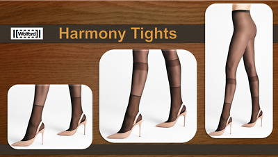 You Have The Choice: Wolford Socks, Knee-highs Or Tights? In Black! Size M New • 0.87£