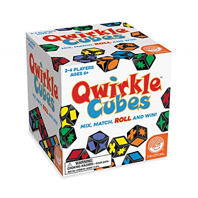 $ CDN54.66 • Buy MindWare CSG Qwirkle Cubes Board Game