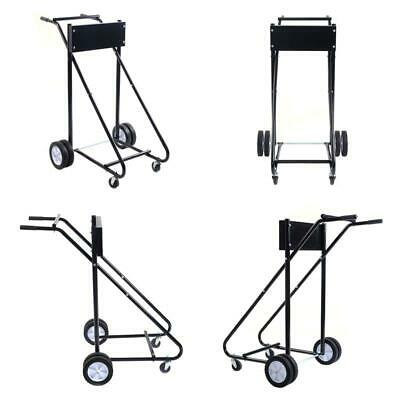 AU144.65 • Buy 315 Lbs Outboard Heavy Duty Boat Motor Stand Carrier Cart Dolly