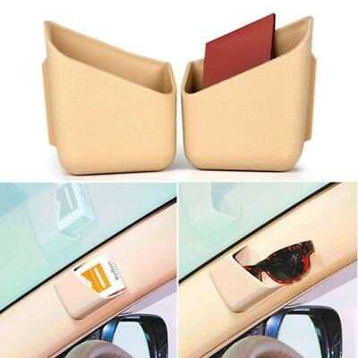 £3.97 • Buy Auto Car Interior Phone Card Organizer Storage Bag Box Holder Accessories P3