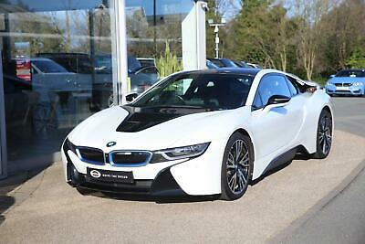 2014 BMW I8 1.5 7.1kWh Auto 4WD (s/s) 2dr Coupe Petrol Plug-in Hybrid Automatic • 39,990£