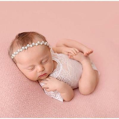 £2.21 • Buy Fashion Baby Clothes Jumpsuit Wild Lace Retro Safety Baby Photography Props SH
