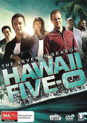 AU21.95 • Buy Hawaii Five-o 5-0 : Season 7 : New Dvd