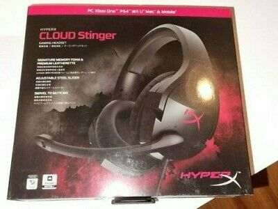 AU20 • Buy HyperX Cloud Stinger Gaming Headset - Xbox One PS4 PC - Excellent Condition