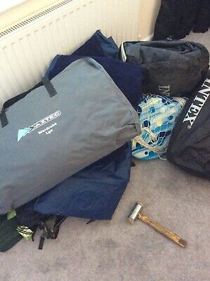 Camping Equipment Bundle Everything Except A Tent • 100£