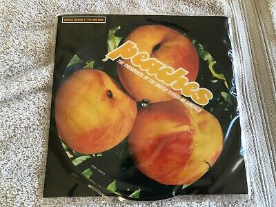 Presidents Of The United States Of America-Peaches-Vinyl 7  NM/NM-663107 PICTURE • 16£