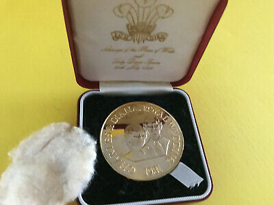 Prince Charles, Lady Diana Spencer Commemorative Royal Wedding Coin  • 2£