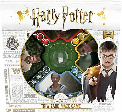 £12.99 • Buy New Harry Potter Maze Board Games Classic Family Children Kids Fun Party UK