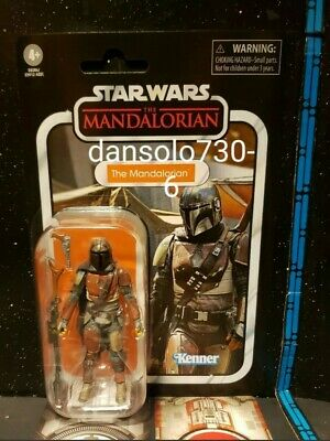 $ CDN20.18 • Buy Star Wars Vintage Collection THE MANDALORIAN VC166