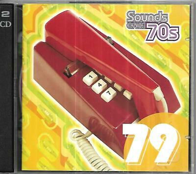 Time Life - Sound Of The Seventies - 1979 - 2 CD Set • 6£