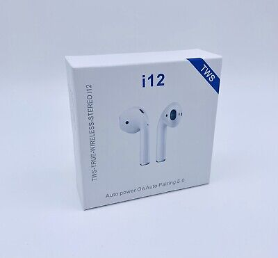 Wireless Bluetooth Ear Pods/air Pods For Iphone & Android • 9.95£