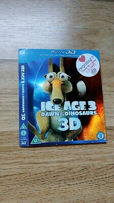 Slipcover Only - Ice Age 3 3D (Blu-ray) (UK) • 2.45£