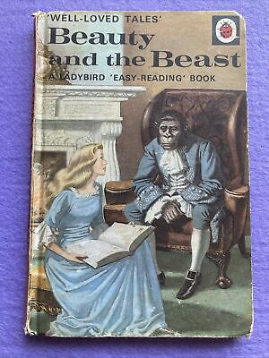 Vintage Ladybird 'Well -Loved Tales Beauty And The Beast Series 606D 1968 15p • 4.99£