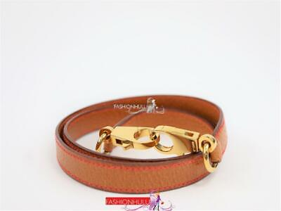 HERMES Vintage Cigare Tan Gold Peau Porc Kelly Bag Replacement Strap Only • 575.25£