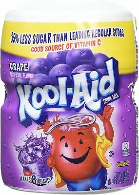 Kool Aid Grape 567g • 4.80£