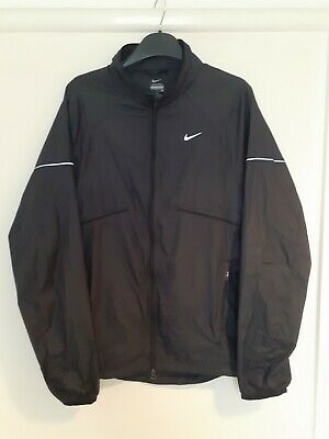 Nike Track Top Windbreaker Small Full Zip  Running Training Pre Owned  • 1.30£