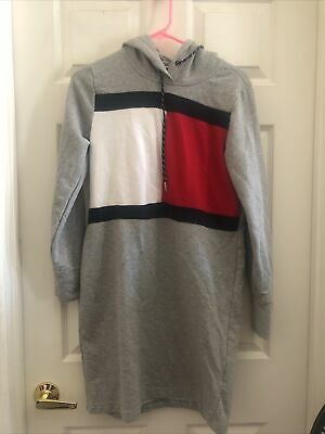 $ CDN6.34 • Buy Tommy Hilfiger  Size S Sweatshirt/ Hoodie Dress
