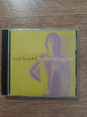 Iggy Pop - Nude And Rude (The Best Of , 1996) CD In Very Good Condition  • 1.49£