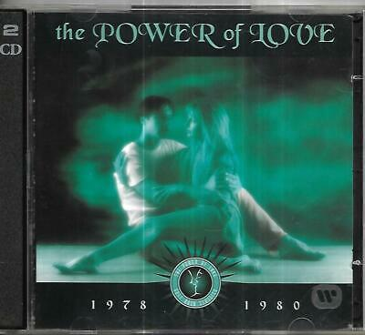 Time Life - The Power Of Love - 1978- 1980 - 2 CD Set • 3.50£
