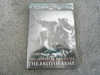 £5 • Buy The War File - Official Story Of The British Army - Archive WW2 Film (DVD, 2002)
