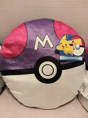 Pokemon Master Ball Pillow • 9.41£