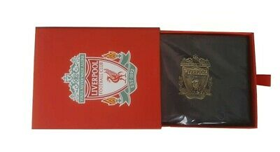 Liverpool FC Football Wallet Black With Giftbox  • 9.99£