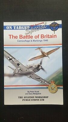 £57.50 • Buy Battle Of Britain: Camouflage & Markings 1940  On Target Special