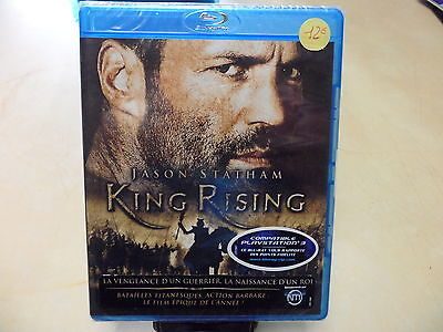 King Rising : Blu Ray Neuf . Jason Statham • 4.30£