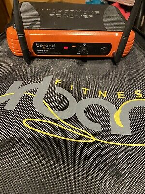 Wireless Microphone System Beyond Acoustic Wireless Headset Fitness Instructor • 18£
