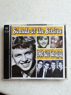 TIME LIFE - SOUNDS OF THE SIXTIES - 1960 STILL SWINGING Cdx2 • 9.99£