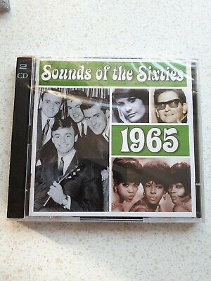 Time Life - Sounds Of The Sixties - 1965   New & Sealed • 14.99£