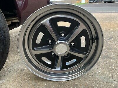 ROVER P5B 15 Rostyle Wheel. Fits Jensen Rover P4 P6  Westminster Wolseley • 205£